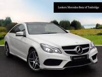 Mercedes-Benz E Class E220 BLUETEC AMG LINE 2014-11-19