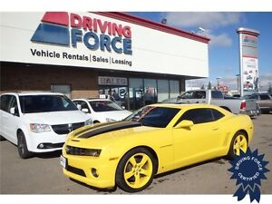 2010 Chevrolet Camaro 2SS - Power Sunroof, CD/MP3, 41,298 KMs