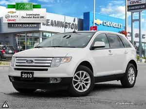 2010 Ford Edge GREAT LOOKING VEHICLE WITH A V6 AND FWD