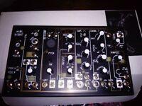 *** MINT *** 0 coast analog synthesizer make noise no coast o