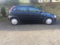 Vauxhall Corsa 1 ltr service history great wee car like punto fiesta polo
