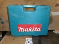 Empty case for Makita power tools. part no. 824626-2
