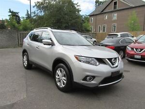 2015 Nissan Rogue SV Family Tech, AWD, 7 pass., Navi, 360 came