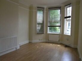 **Period Conversion** Large period studio with access to communal garden, with wooden flooring!