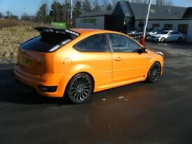 2006 FORD FOCUS ST3 225 320 BHP BIG SPEC FSH VERY FAST CAR RELIABLE SOUNDS AWESOME MAY PX