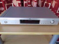Denon AM-FM Stereo/DAB Tuner TU-1800 DAB Silver, plus Remote