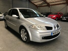 Renault Megane Maxim 1.5 dci 2006 *Low Miles* *Automatic Lights*