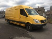 MERCEDES SPRINTER 311 CDI 2008 LWB.. STARTS & DRIVES Really Well...£1895 no offers