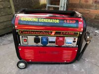 Two petrol generators
