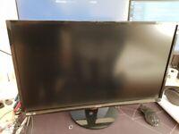 """Acer XB270HU Gaming Monitor 27"""" 1440p 144hz Gysnc"""