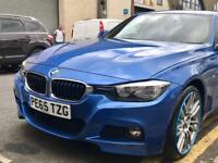 BMW 3 Series Saloon (2015 - ) F30 Facelift 2.0 320d BluePerformance M Sport Auto 4dr (start/stop)