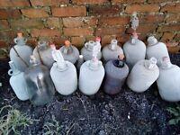 Demi johns for sale home brew airlocks