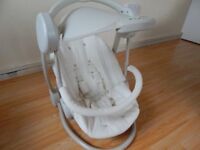Mamas Papas Starlite Baby Bouncer Swing Chair