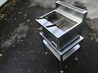 Propane Gas Deep Fryer