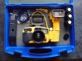 Film camera Sea & Sea 35mm underwater camera