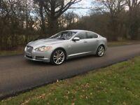 Jaguar XF s premium luxury 3.0 Tdv6 auto 275 BHP