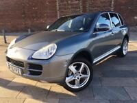 2006 PORSCHE CAYENNE / AUTOMATIC / STUNNING CONDITION / FULLY LOADED / FULL YEARS MOT .