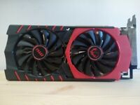 MSI AMD Radeon R9 390X Gaming Graphics Card 8 GB