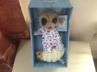 Baby Oleg meerkat toy