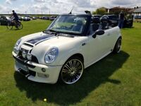 Mini Cooper Supercharged 220 bhp, Full BMW service history