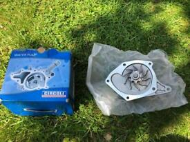 Renault Clio water pump