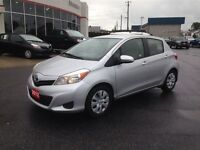 2012 Toyota Yaris LE  5 Door Convience Pkg.
