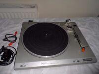 Silver Technics SL-B210 DC Servo Automatic Turntable - Perfect Working Order
