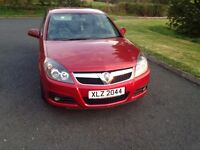 Vauxhall vectra sri spec immaculate mot to july 17