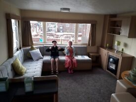 3 bedroom caravan to rent at skipsea sands
