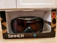 Children SINNER Ski Snowboard Goggle