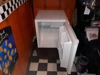 Worktop fridge