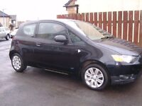 MITSUBISHI COLT CZ2 CLEAR-TECH ONLY 31000 MILES £30 tax