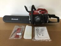 """New Petrol chainsaw Einhell GC-PC 2040 I 50.4cc with a 40 cm 16"""" Oregon Chain And Guide"""
