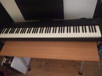 Roland FP30 88 Key SuperNATURAL Digital Piano + accessories and original box. As Good As New.