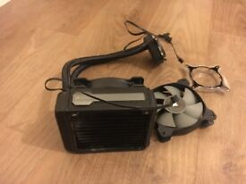 Water cooling Corsair H80i v2 120mm perfect condition