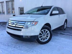 2010 Ford Edge SEL, AWD,  LEATHER,  PAN SUNROOF,  HEATED SEATS.