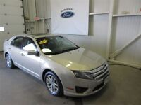 2010 Ford Fusion SEL All-wheel Drive