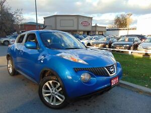 2011 Nissan Juke TURBO 4CYL