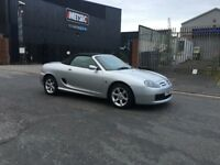 MG TF 2006 (06) 52,000 MILES OWNED FROM NEW 12 MONTHS MOT FULL SERVICE HISTORY AMAZING CAR