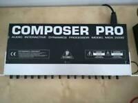 Behringer Composer Pro msx2200