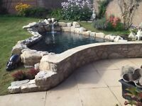 Pond & Water Feature Company - Full Time Employee