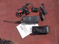 Maycom AH-27 Handheld CB Radio & Accessories.