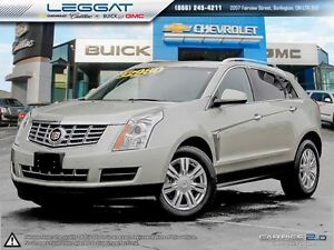 2014 Cadillac SRX AWD Luxury Collection/ 1 OWNER! ONLY 54K! *NAV