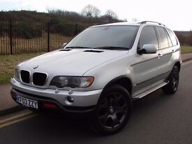 BMW X5 2.9 d Sport 5drFSH + Full Year MOT + 3 Keys