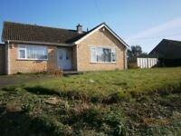 Spacious Three Bedroom Bungalow