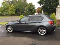 BMW 116d MSport 5 door Sports Hatch - 2014 '14', 45000 miles, Excellent Condition, Great Extras