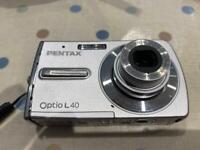 Pentax Camera Optio L40