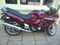 Suzuki gsx750f .mot £900