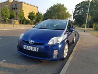 uber ready Toyota Prius Tspirit 2010 (60 plate) Pco Registered Quick Sale £4695