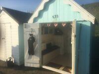 Beach Hut For Sale, Brackenbury Cliffs, Felixstowe